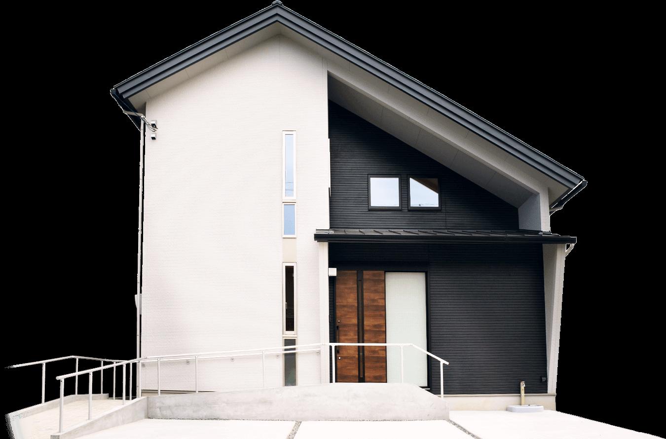 在宅介護対応住宅新築事例